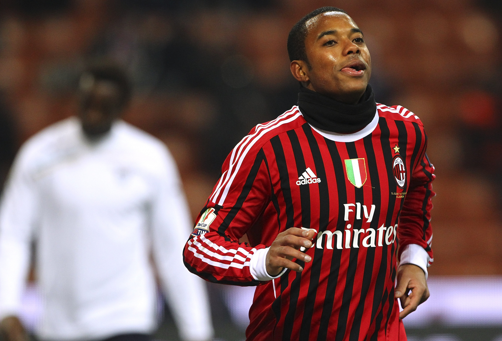 Robinho Sentenced to Nine Years