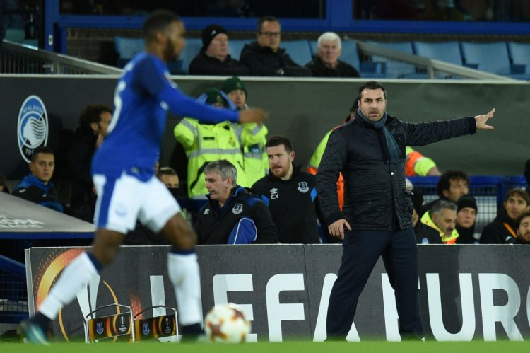 Everton Caretaker Boss David Unsworth
