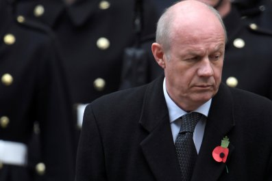 Damian Green Remembrance