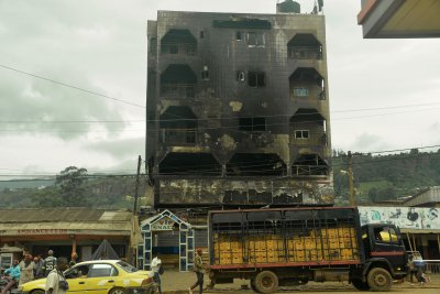 English Cameroon unrest