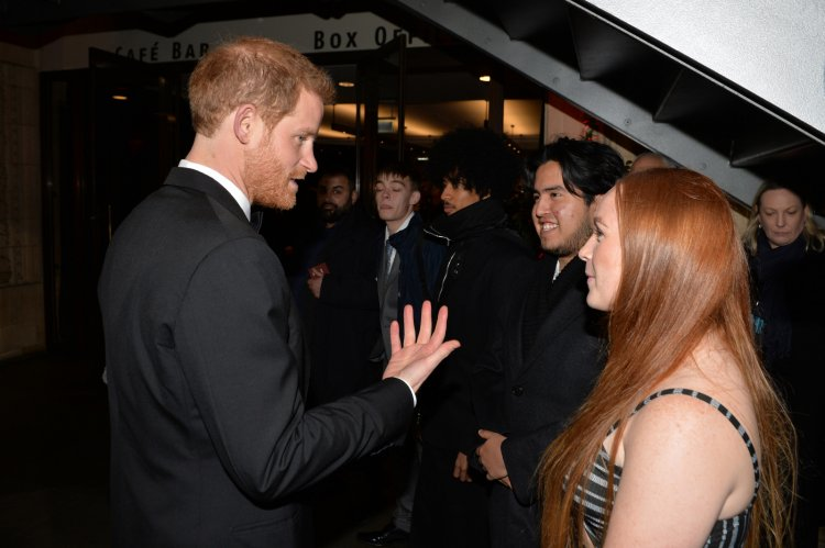 Prince Harry Star Wars