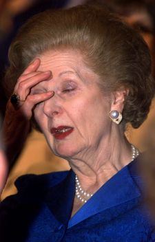 Margaret Thatcher,