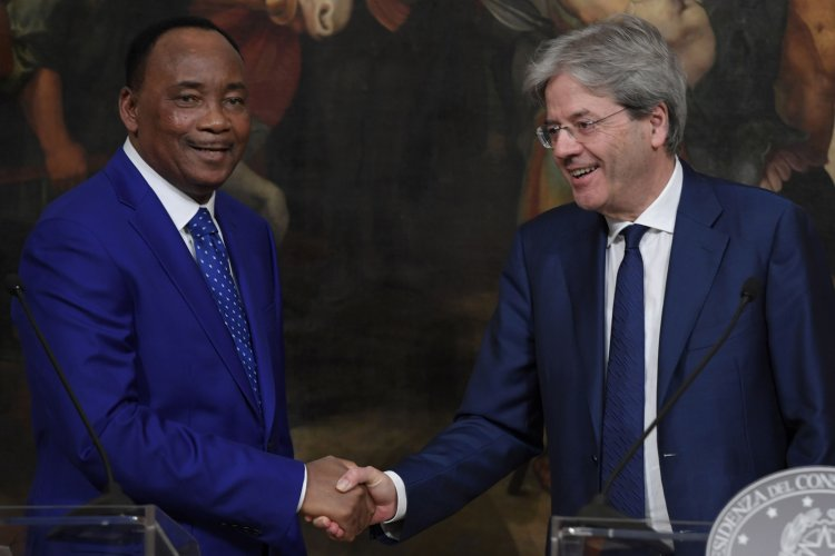 Italy and Niger