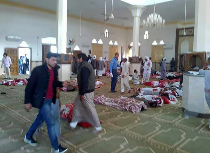 Rawda mosque attack