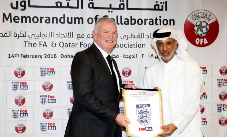 FA's Deal With Qatar