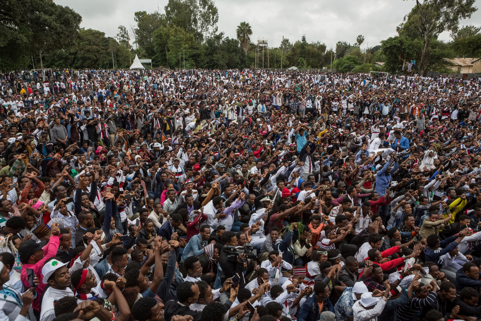 Ethiopia protests