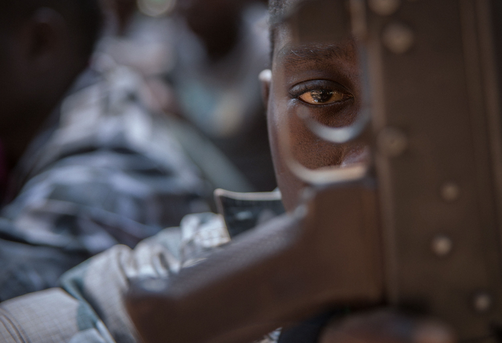 South Sudan war