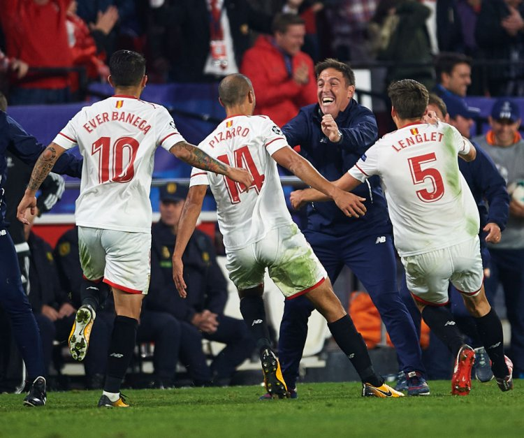Berizzo Celebrates Liverpool Draw
